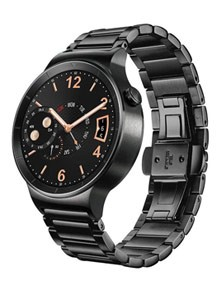 Huawei smart watch - Black steel