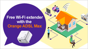 Free Wi-Fi extender