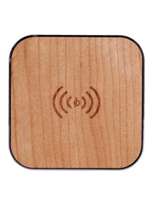 Wooden Qi Wireless Charger Pad